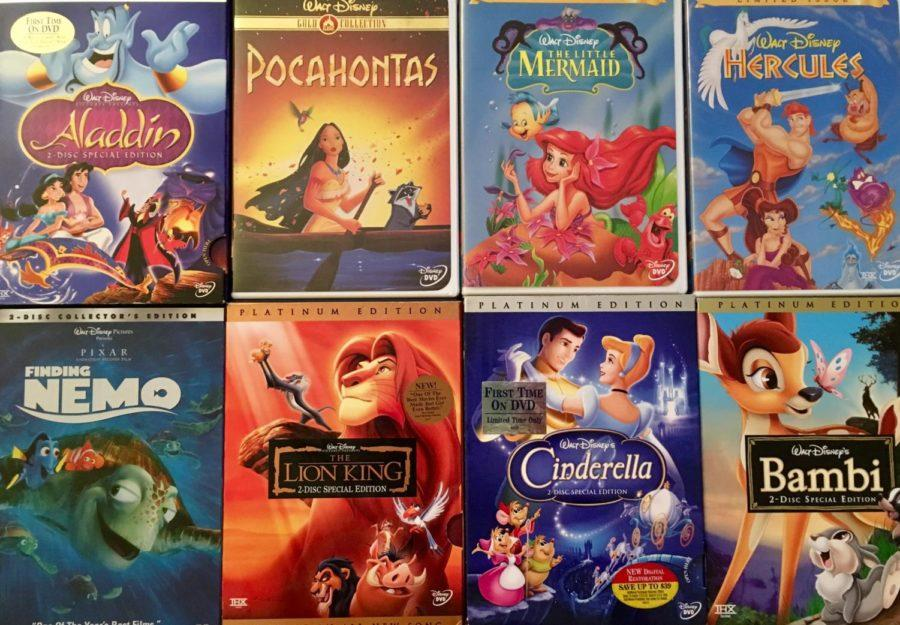 Disney movies give life lessons