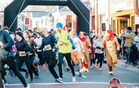 Turkey Trot encourages community, activity during Thanksgiving holiday