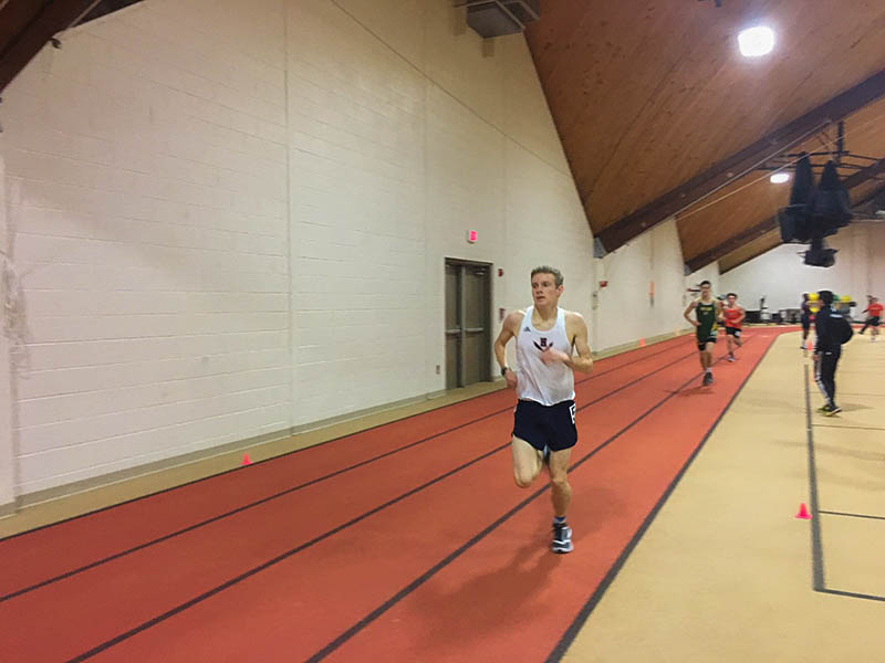 Senior+Jack+O%27Brien+competes+in+the+meet+at+Woodberry+Forest%2C+held+Dec.+15.
