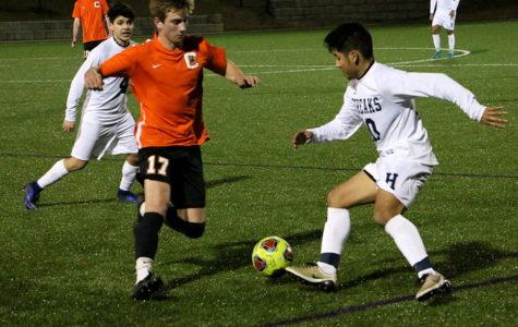 Varsity boys soccer takes on Charlottesville to open season