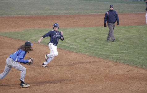Varsity baseball opens pre-season with win against Lee
