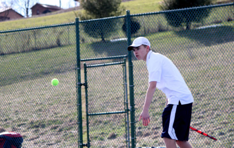 Nafziger becomes new coach for boys tennis