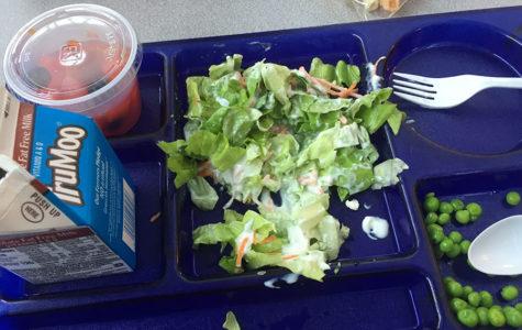 Cafeteria should serve more vegetarian food