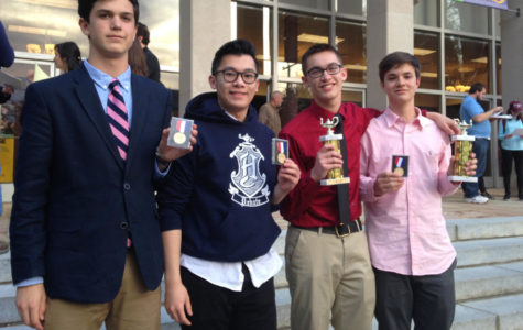 Debate team takes state title