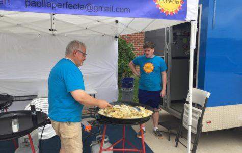 World language paella dinner raises money for exchange program