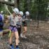 Band leadership team attends JMU ropes course