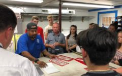 Field Experience Government class visits Public Works Department