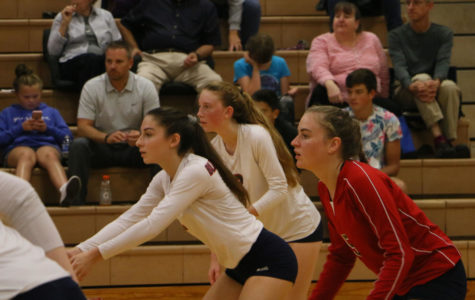 Varsity volleyball lose against Turner Ashby, JV defeats