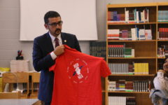 Virginia Secretary of Education visits GEAR UP students