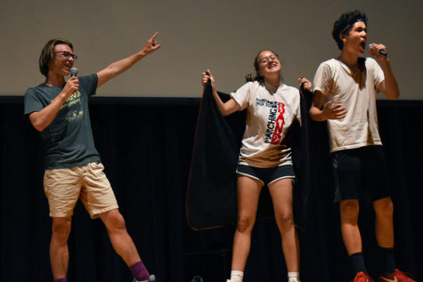 Band holds annual lock-in