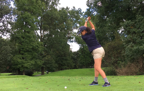 Thompson breaks HHS golf record