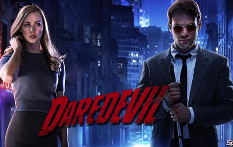 "Hype builds for season three of Marvel's ""Daredevil"""