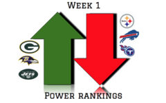 Week 1 Power Rankings: Ravens, Jets soar; Bills, Titans sink quickly