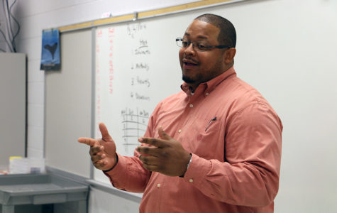 Woodard transitions from teaching at juvenile detention center