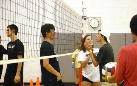 Boys Powderpuff Volleyball Tournament