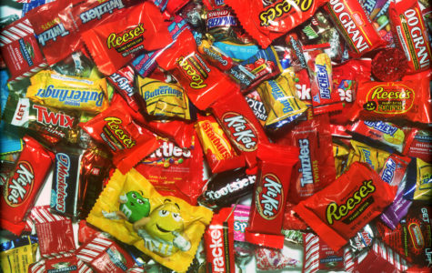 Top 5 Halloween candies