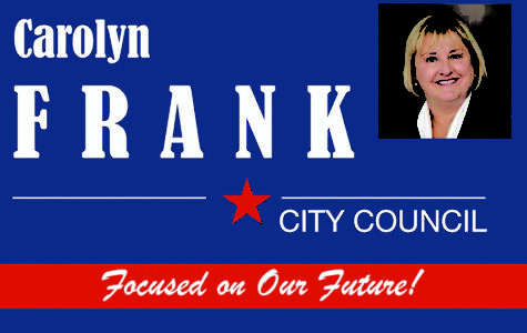 Q and A with City Council candidate Carolyn Frank