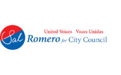 Eshleman works with candidate Sal Romero