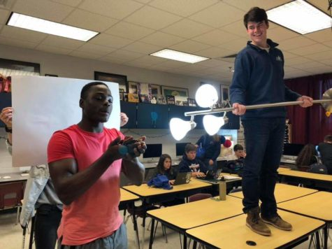 Engineering class travels to Green Bank, WV, conducts radio telescope research