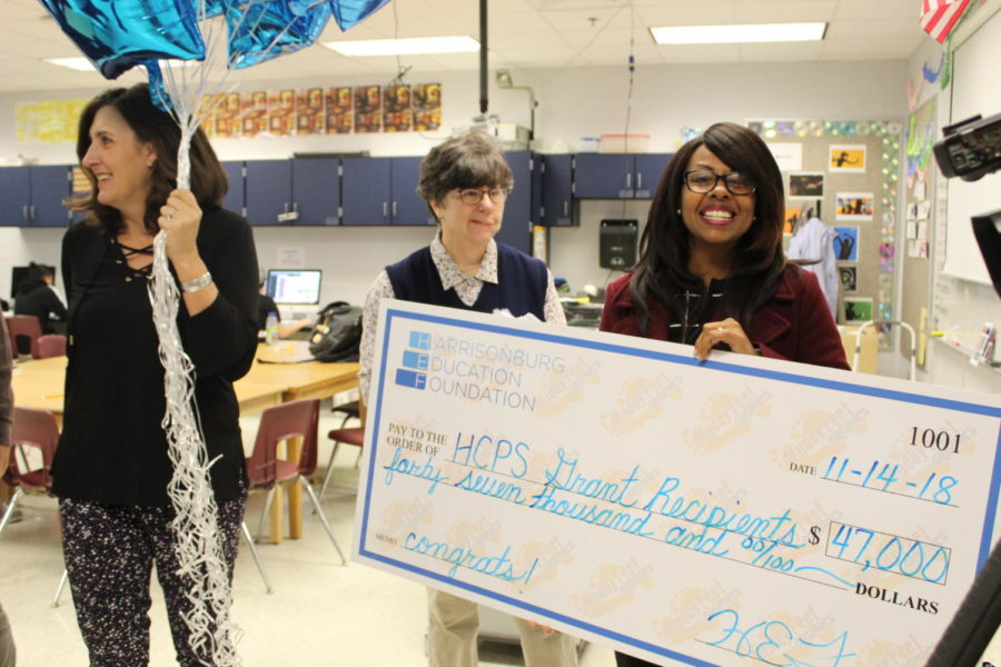 Harrisonburg Education Foundation awards $47,000 across Innovative Education Grants