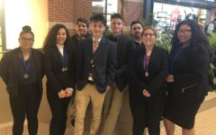 DECA places high in districts