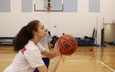 Girls basketball tryouts begin for upcoming season