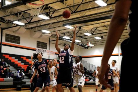 JV boys basketball faces Western Albemarle