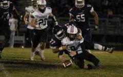 Varsity football beats TA