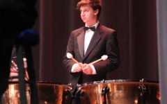 Band plays in All-County concert