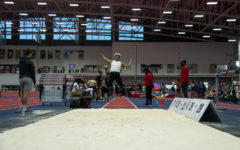 Indoor track travels to Liberty University for annual Holiday Classic