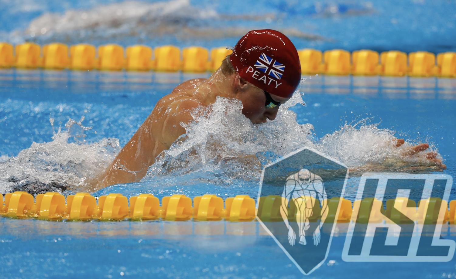 Adam Peaty is one of the biggest supporters of the International Swimming league.