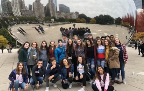 HHS Media staff attends national journalism convention in Chicago