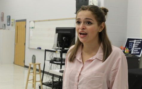 Legally Blonde rehearsals, preparation underway