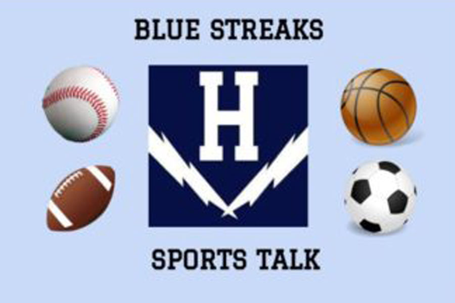 Blue Streak Sports Talk (Quarantine Edition Episode 4)