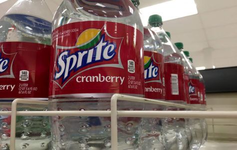 Sprite Cranberry is better than normal sprite