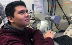 Sophomore STEM students travel to Blacksburg to study nanotechnology, chemistry