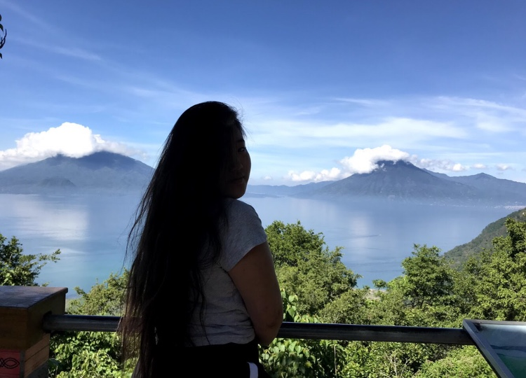 Sophomore+Macy+Swift+visits+an+outlook+over+the+mountains+during+her+time+in+Guatemala.+During+her+stay%2C+Swift+lived+with+a+host+family+for+five+weeks+and+visited+other+tourist+site+areas.+