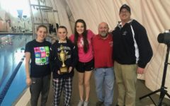 Swim team places first in Valley District Championship