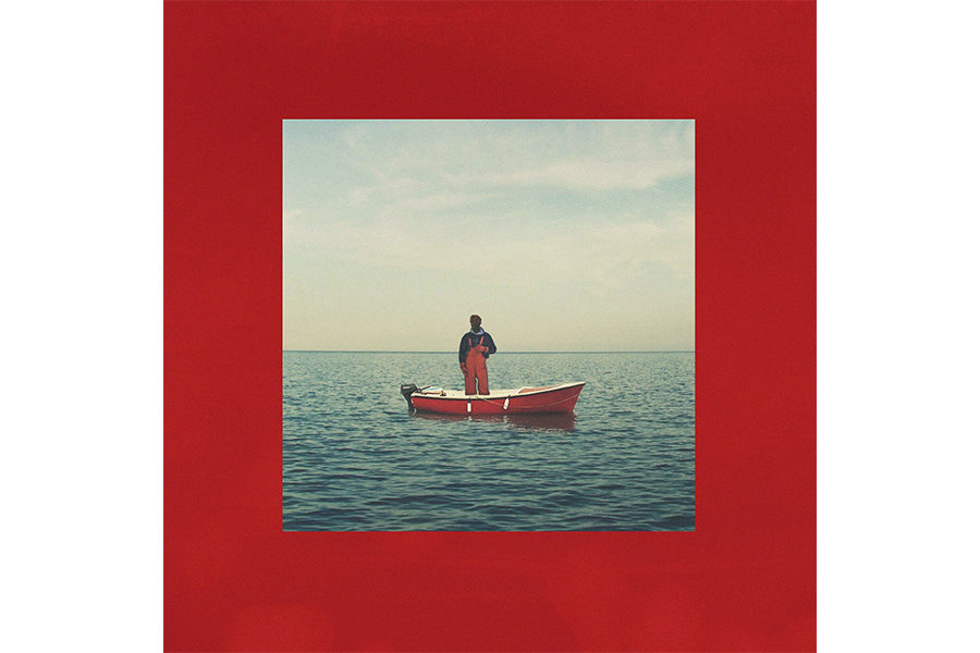 This is the album cover for Lil Yachty's