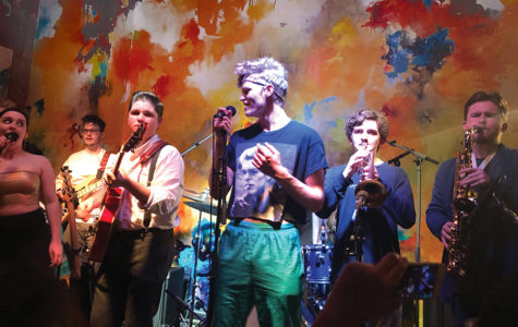 Low Volume hits Clementine Cafe with sold out performance