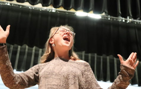 'Legally Blonde' cast rehearses for shows Feb. 21-24