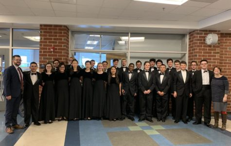 Streaks host All-District Band, fourteen qualify to audition for All-Virginia Band, Orchestra