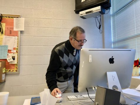 Kelly transitions into teaching role after multiple career changes