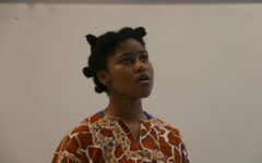 Mensah-Agekum places first in Poetry Out Loud Regional Competition