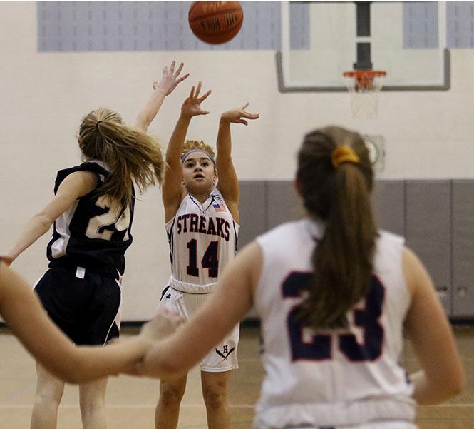 JV girls basketball falls to Turner Ashby
