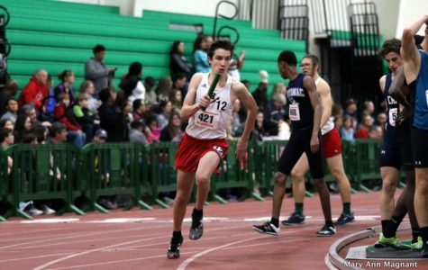 Boys 4×800 relay makes it to first State competition