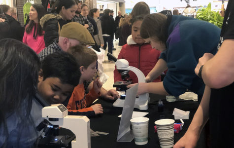 STEM day held at Valley Mall