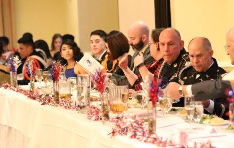 JROTC holds annual cadet ball