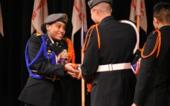 JROTC celebrates students' commitment at awards ceremony