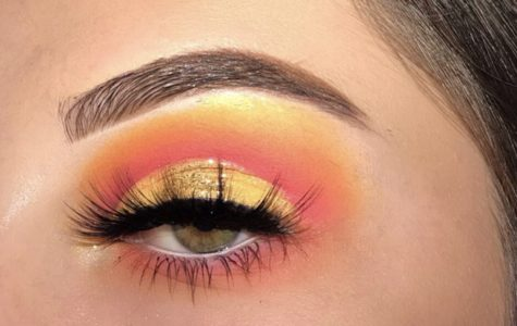 McCollum creates colorful makeup looks through Instagram account